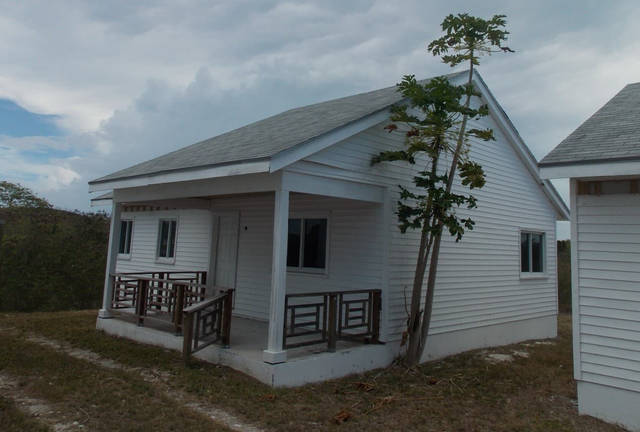 MOSS TOWN COTTAGES Exuma