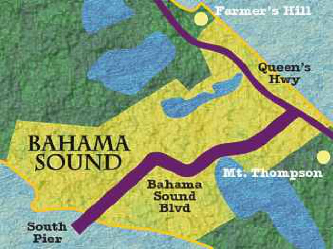photo of Bahama Sound